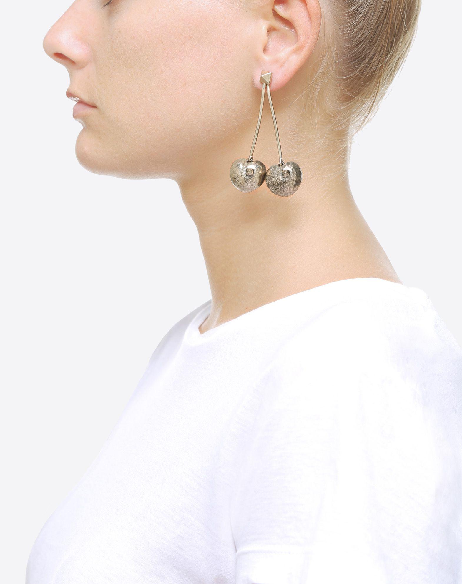 VALENTINO GARAVANI MW2J1504MET PR7 Earrings D a