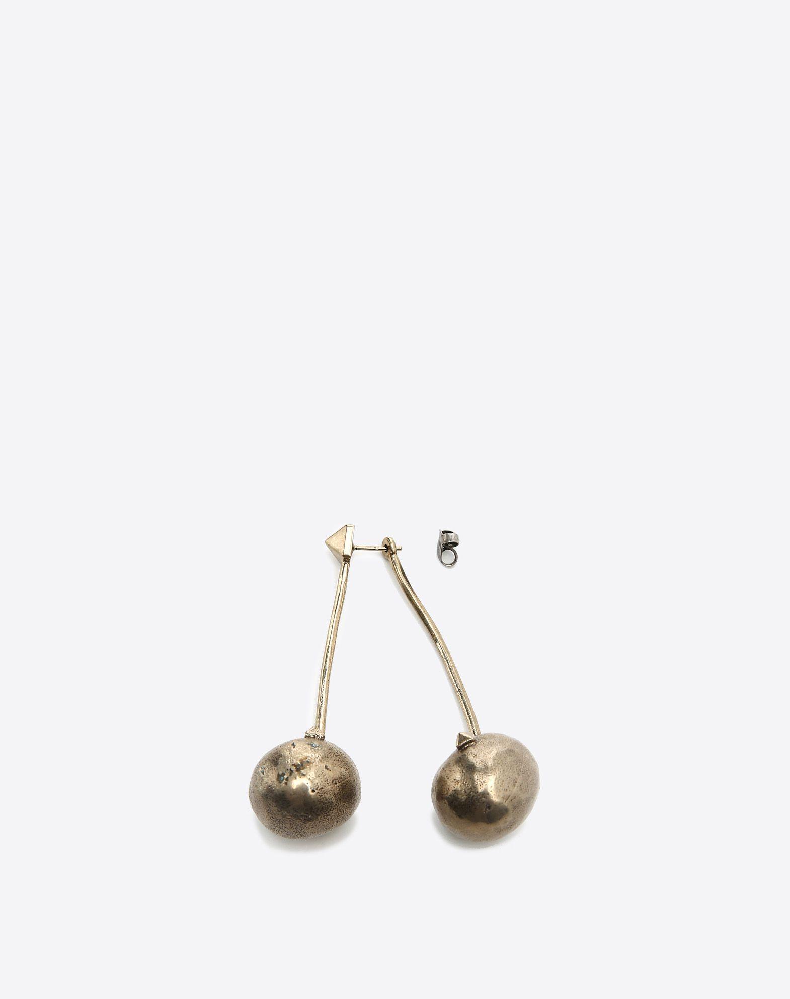 VALENTINO GARAVANI MW2J1504MET PR7 Earrings D e