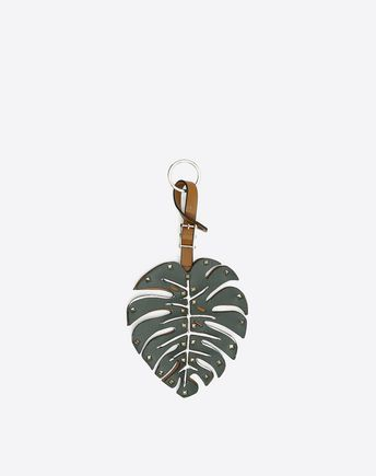 VALENTINO Leaf Shaped Bag Charm 50189534ST