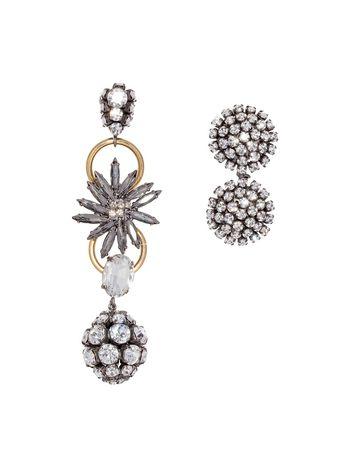 Marni Runway clip-on earrings in metal Woman