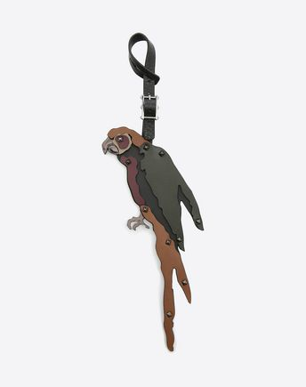 VALENTINO Parrot Bag Charm 50191104KJ