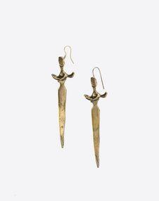 VALENTINO GARAVANI Earrings D MW0J0J54MET 02L f