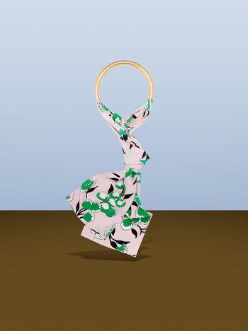 Marni Sistowbell print necklace Man