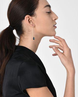 ISABEL MARANT EARRINGS D Scarabe Gold plated earrings d