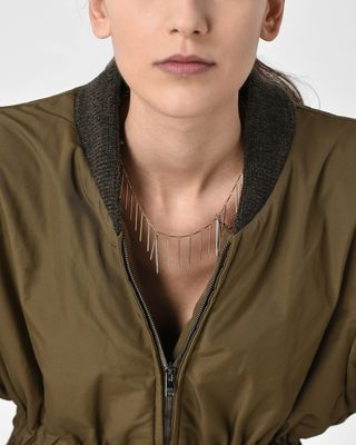 ISABEL MARANT NECKLACE Woman Asymetrical necklaceAsymetrical necklace d