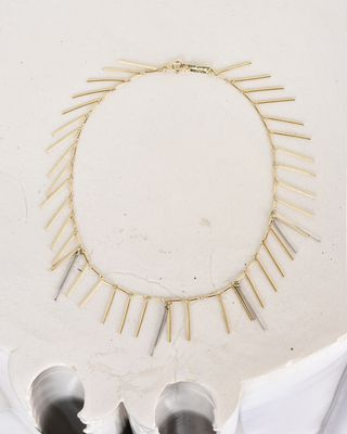 Asymetrical necklaceAsymetrical necklace