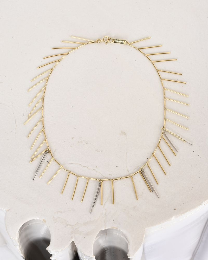 Asymetrical necklace ISABEL MARANT