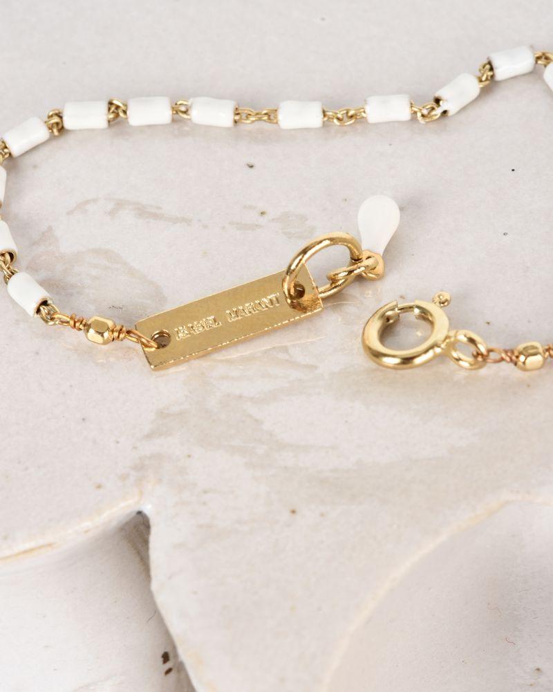Email and golden bracelet ISABEL MARANT
