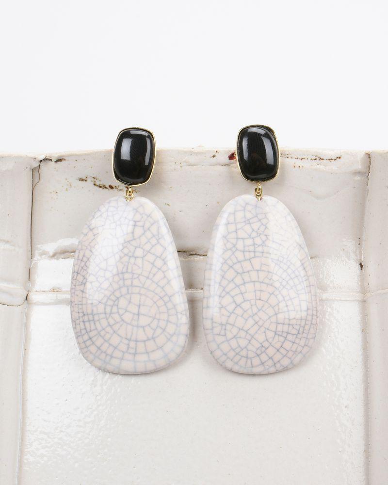 Boucles D'oreilles En Céramique Isabel Marant qVRTVF
