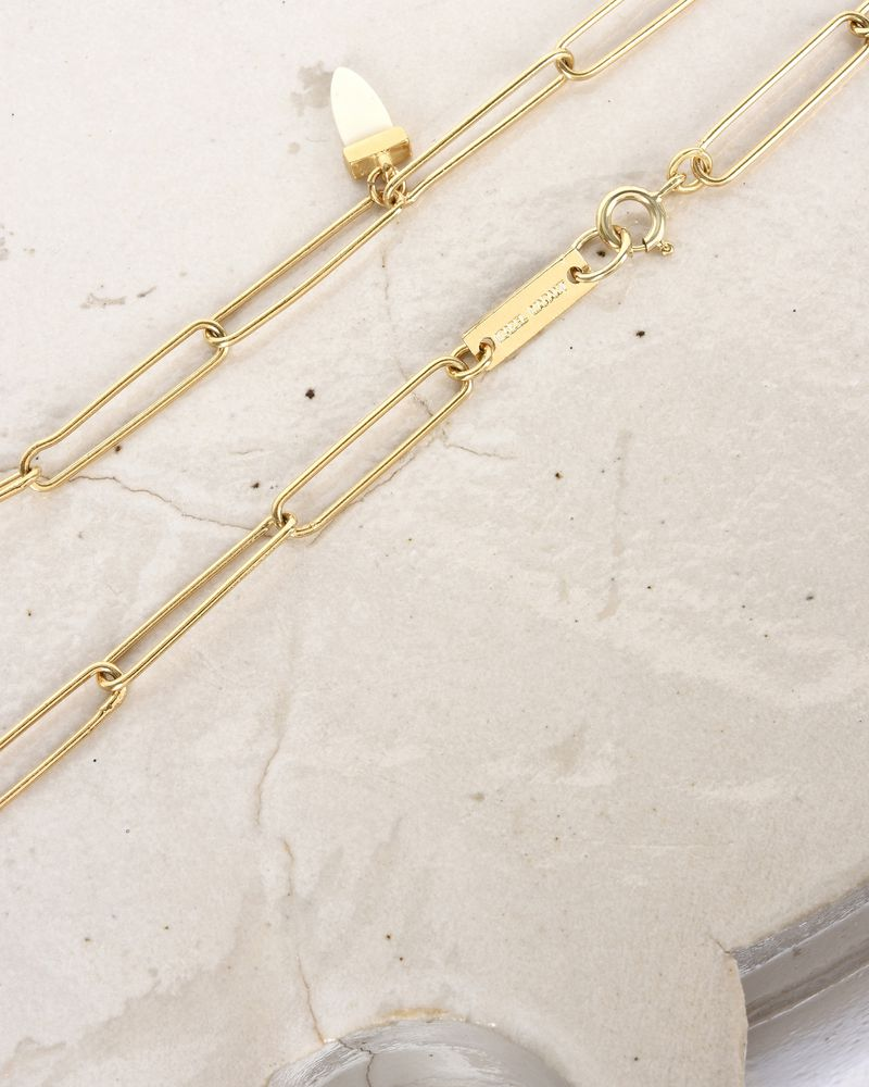 It's all right Gold-tone choker necklace ISABEL MARANT