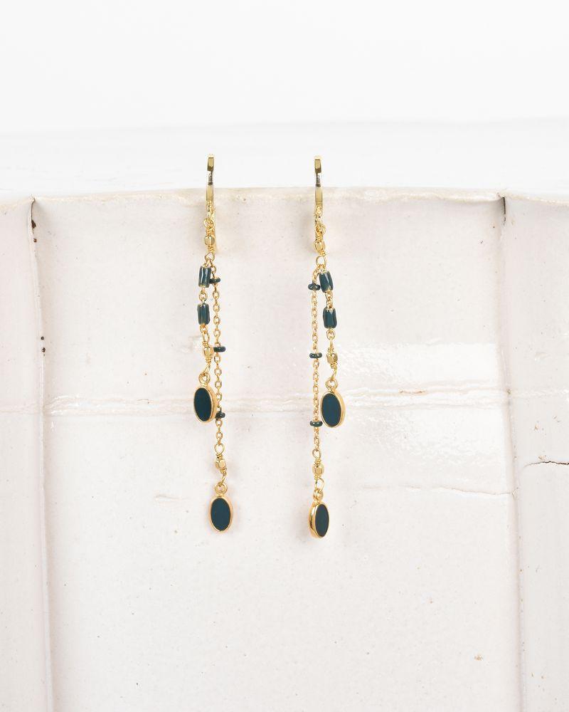 Casablanca Embellished Earrings Isabel Marant