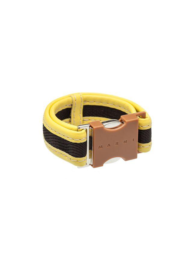 Marni Beige resin bracelet Woman - 3