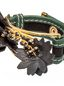 Marni Leather and crystal bracelet Woman - 3