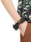 Marni Leather and crystal bracelet Woman - 2