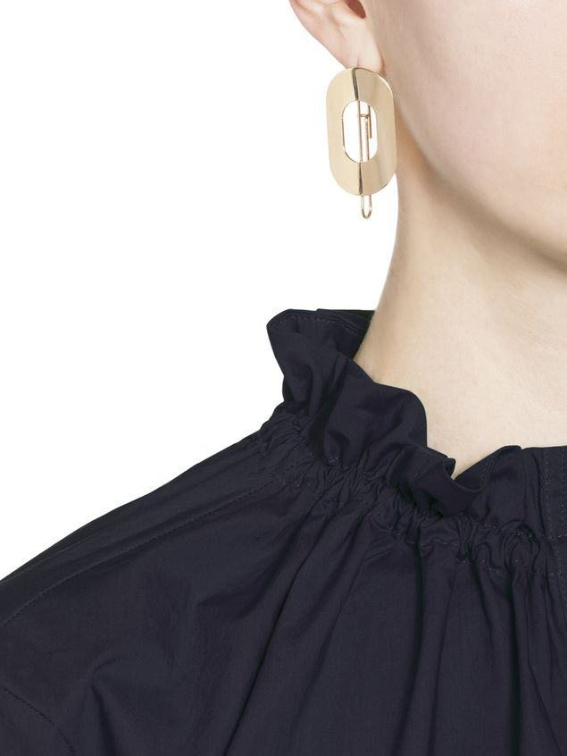 Marni Earrings in brass Woman - 2