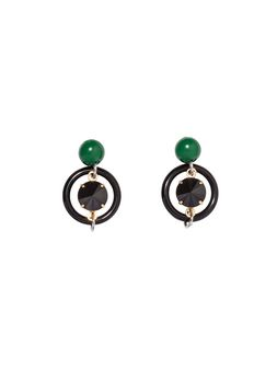 Marni Earrings in resin and strass Woman
