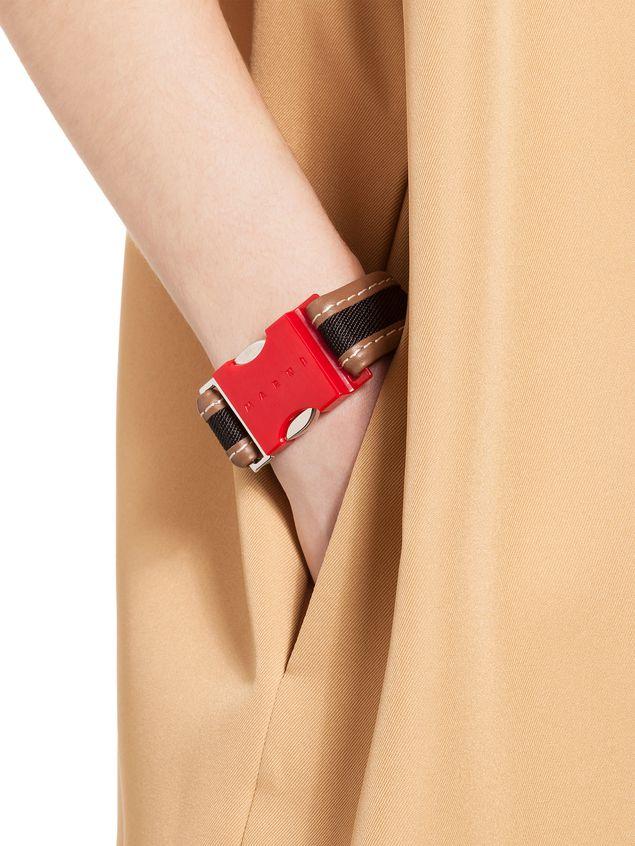 Marni Red resin bracelet Woman - 2
