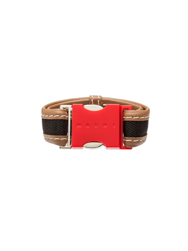 Marni Red resin bracelet Woman - 1