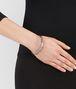 BOTTEGA VENETA BRACELET IN SILVER, INTRECCIATO DETAIL Bracelet D ap
