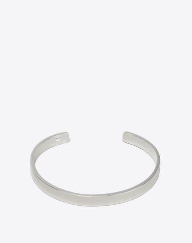 MAISON MARGIELA Armband Herren Logo-Armband, Silber f