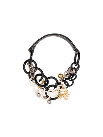 Marni Necklace in resin and metal Woman