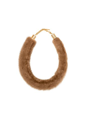 Marni Mink necklace Woman