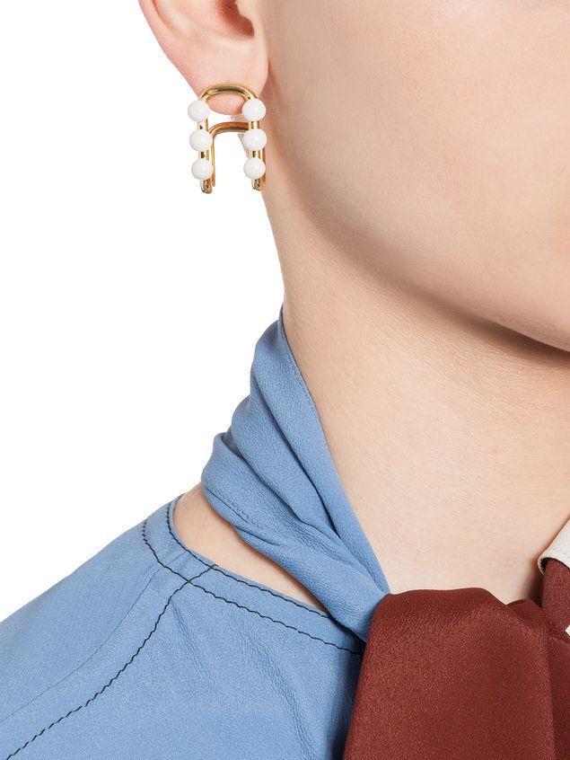 Marni Matel earrings Woman - 2