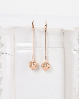 HARVEY sphere earrings