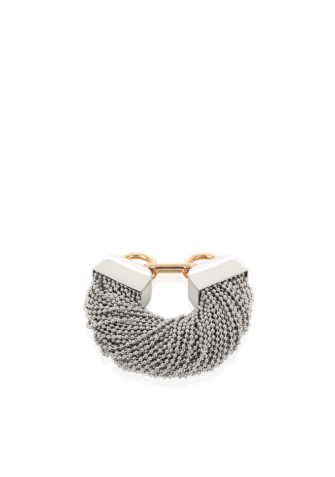 ALEXANDER WANG jewelry BALL CHAIN BRACELET