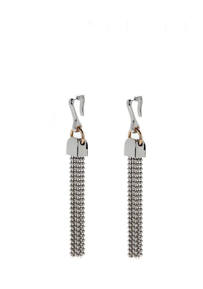 ALEXANDER WANG jewelry BALL CHAIN  EARRINGS