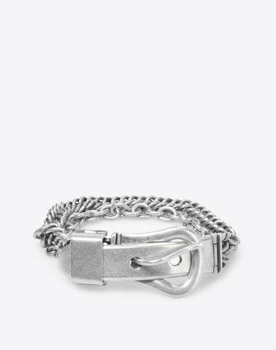 MAISON MARGIELA Bracelet U Buckle chain bracelet f