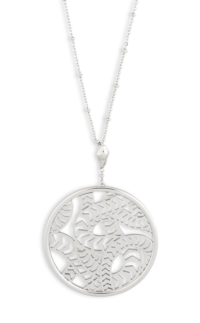 "JUST CAVALLI ANIMAL-theme ""Sangallo"" necklace Necklace Woman r"