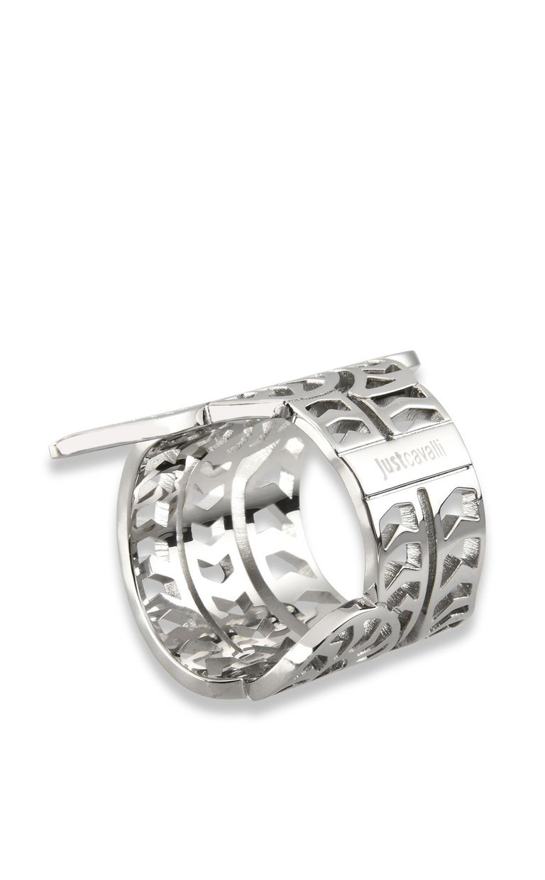 "JUST CAVALLI ANIMAL-theme ""Sangallo"" ring  Ring Woman e"