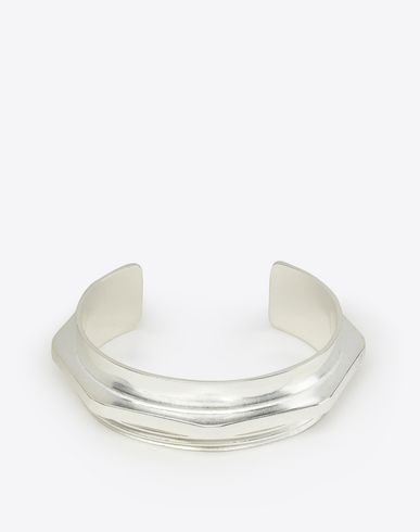 MAISON MARGIELA Bracelet D Three-tone industrial bracelet f