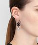 BOTTEGA VENETA MULTISTONE EARRING Earrings Woman ap