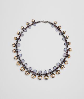 多宝石项链