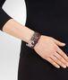 BOTTEGA VENETA INTRECCIATO SILVER BRACELET Bracelet Woman ap
