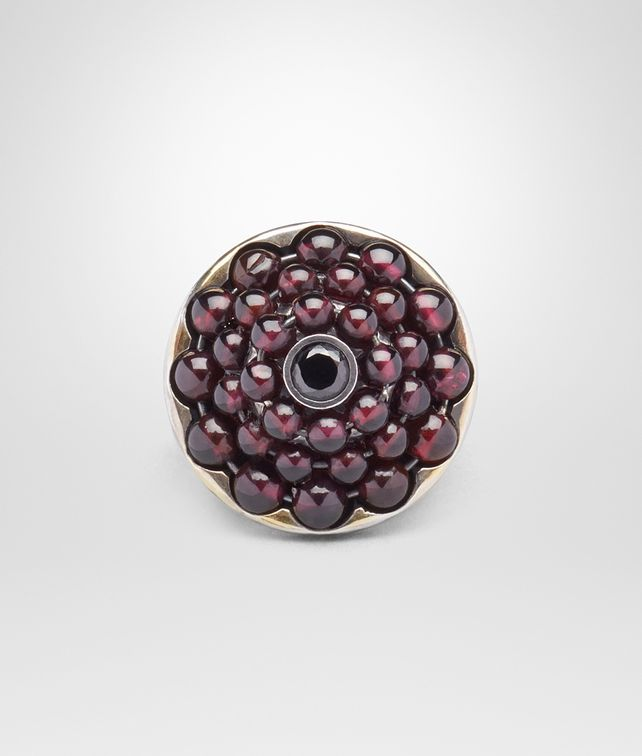 BOTTEGA VENETA GARNET RING Ring [*** pickupInStoreShipping_info ***] fp