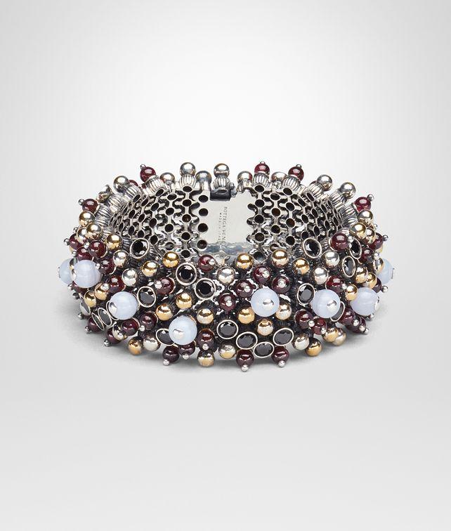 BOTTEGA VENETA MULTISTONE BRACELET Bracelet Woman fp