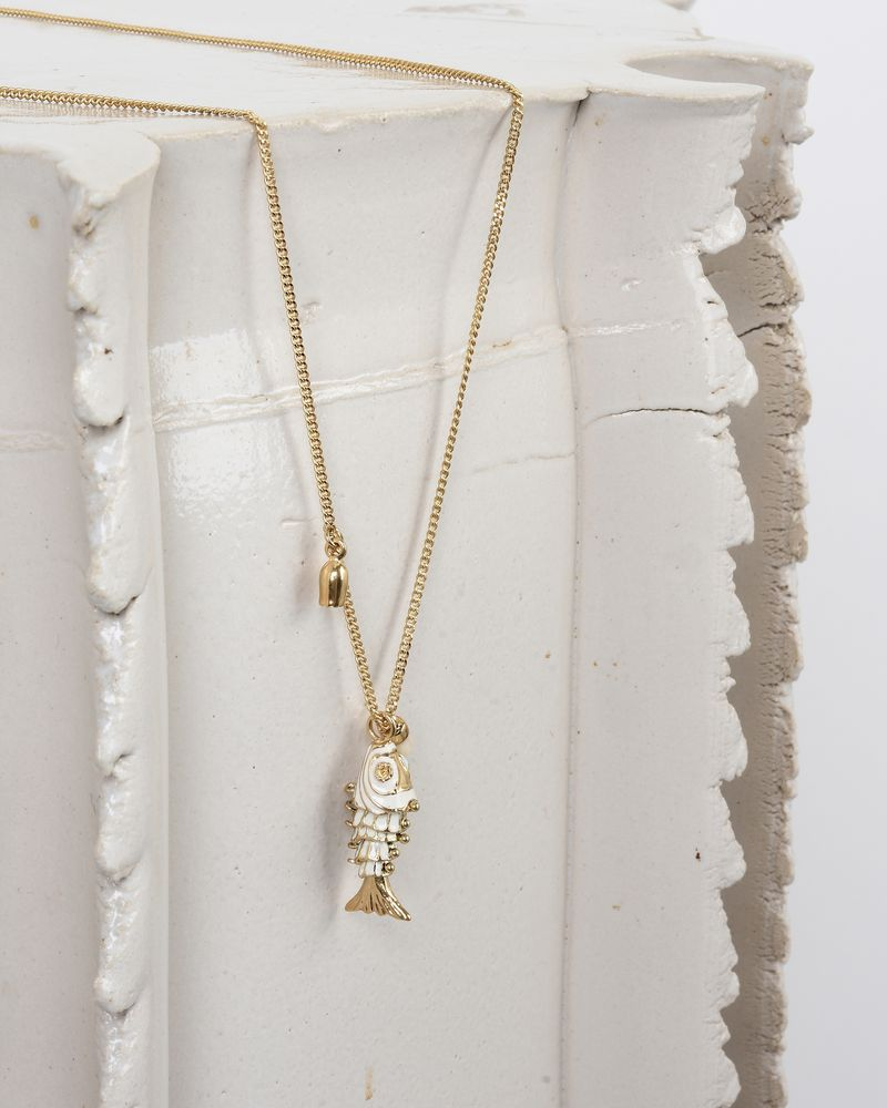 NEW ALL RIGHT necklace ISABEL MARANT