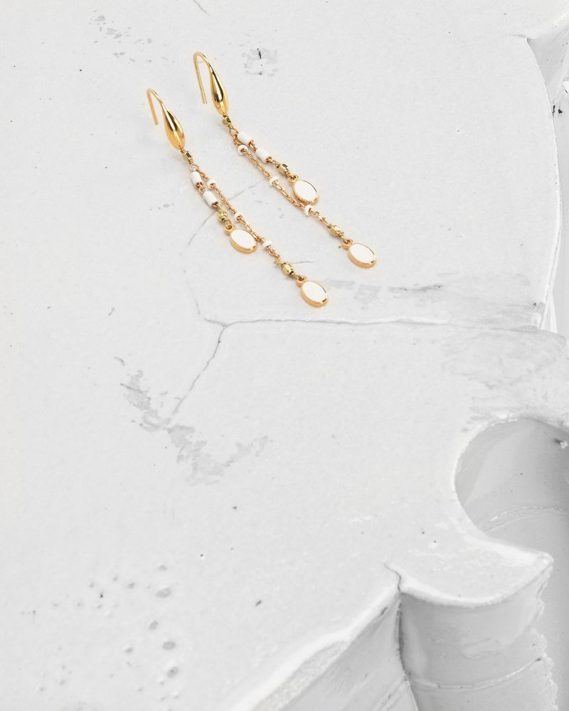 Boucles d'oreilles NEW CASABLANCA ISABEL MARANT