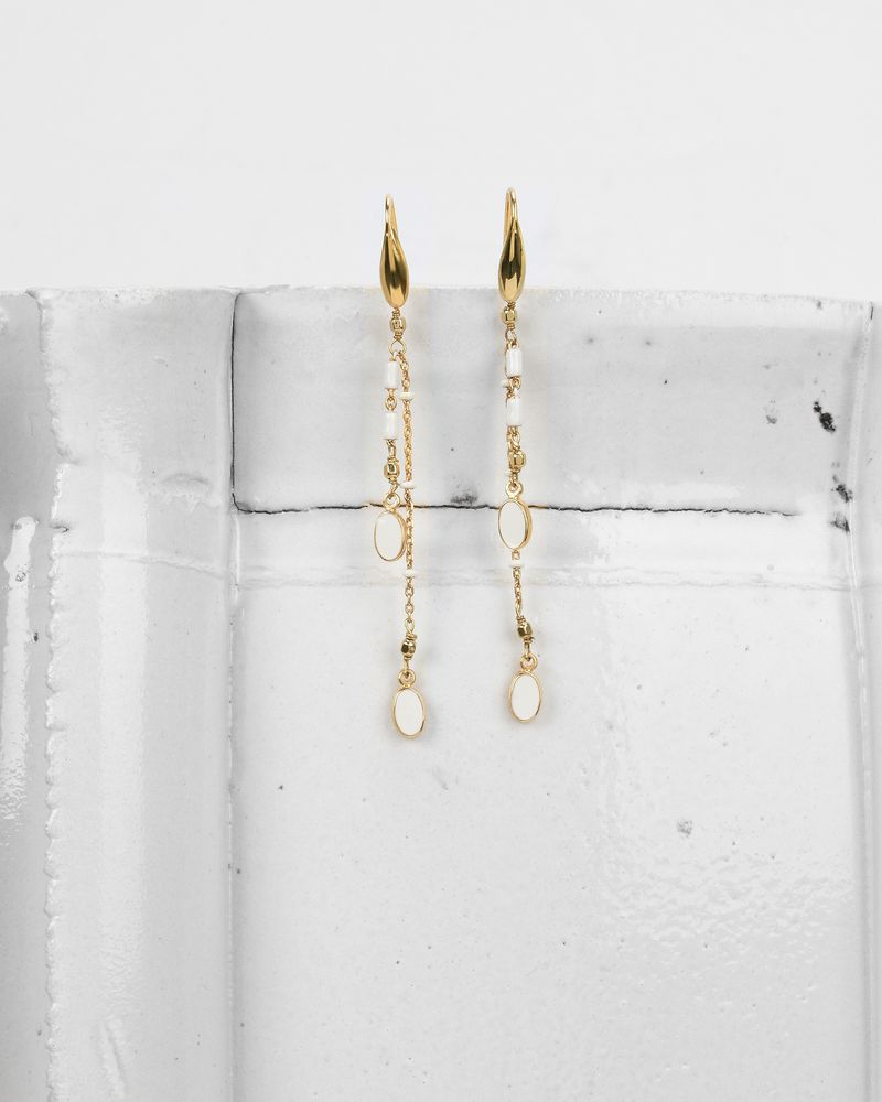 NEW CASABLANCA earrings ISABEL MARANT