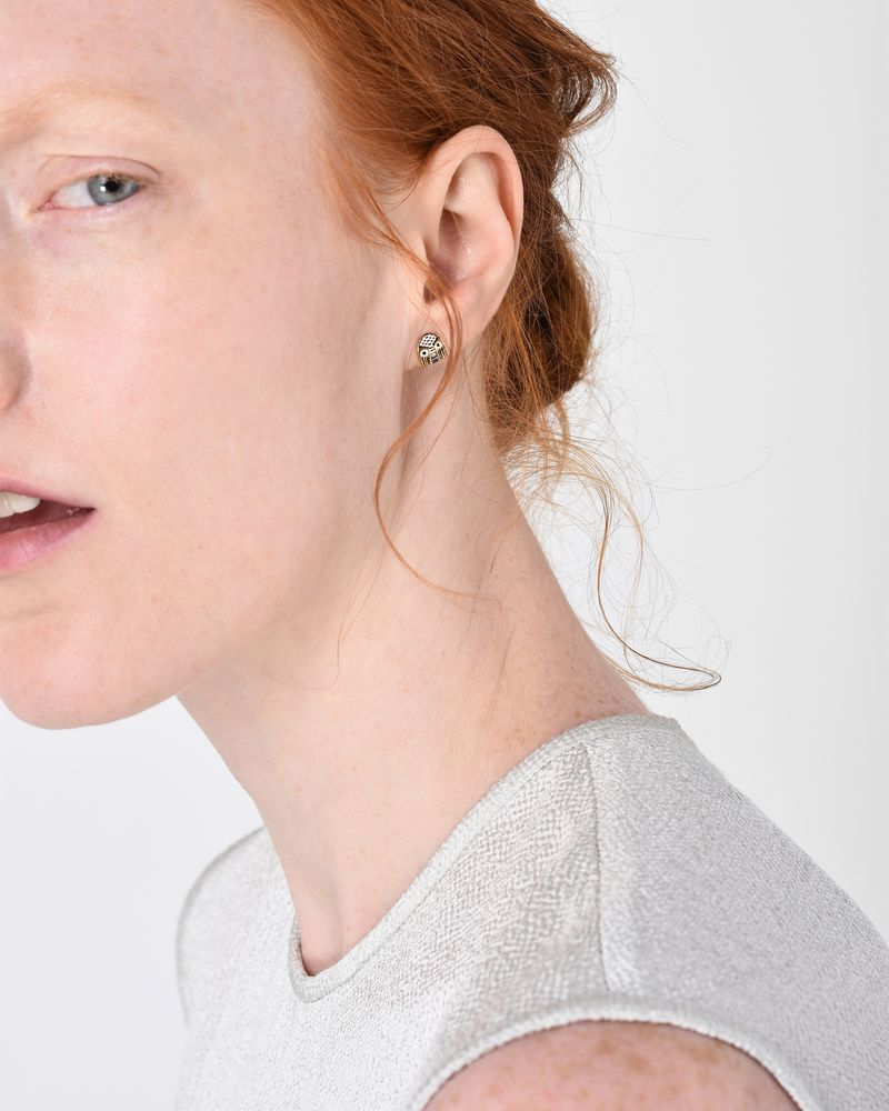 FACES earrings ISABEL MARANT
