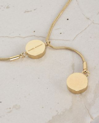 ISABEL MARANT NECKLACE Woman BOOBOO necklace d