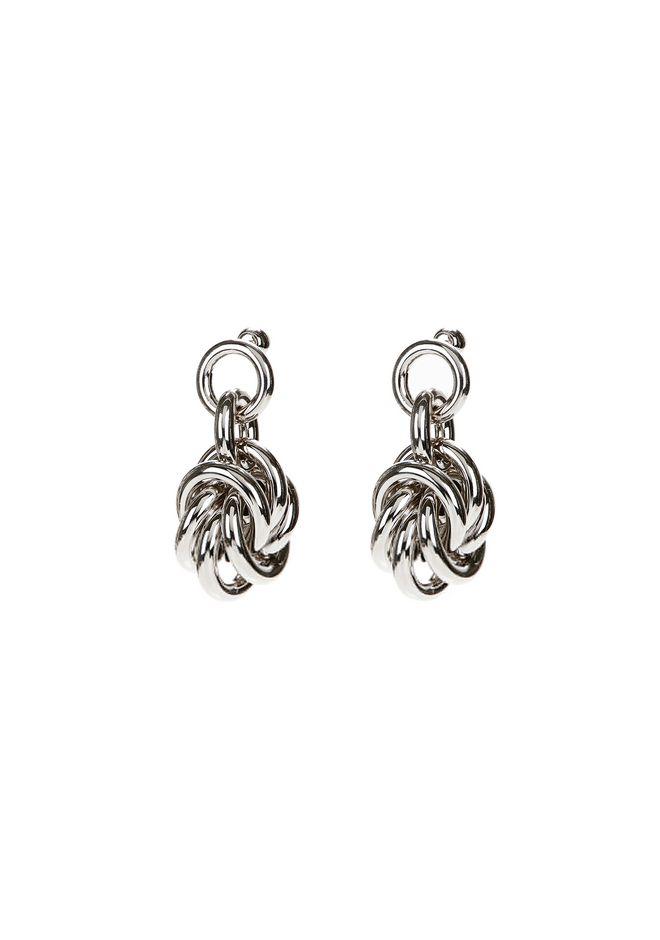 ALEXANDER WANG KNOT EARRINGS Jewelry Adult 12_n_f