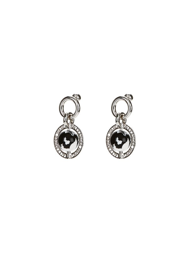ALEXANDER WANG jewelry GLOBE EARRINGS