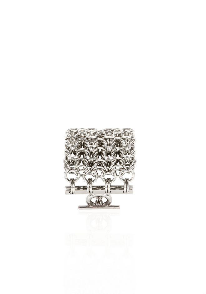 ALEXANDER WANG jewelry BOX CHAIN BRACELET