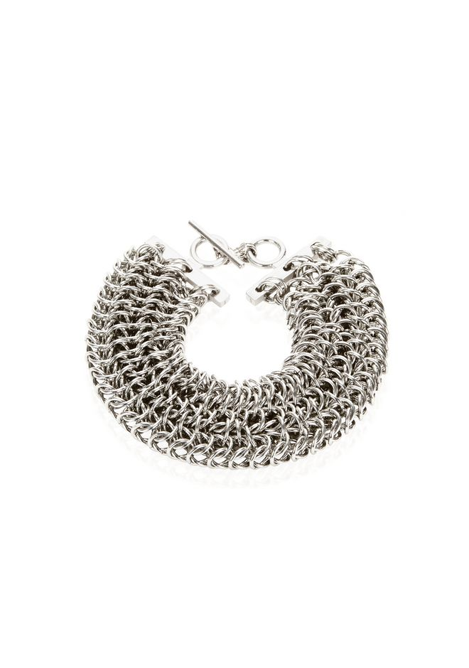 ALEXANDER WANG jewelry BOX CHAIN NECKLACE