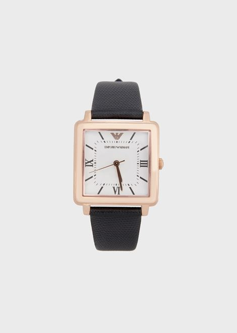 EMPORIO ARMANI Watch Woman f