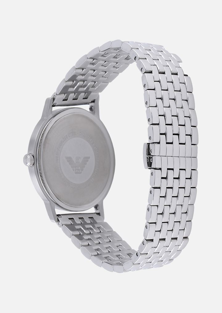 Bracelet for Women On Sale, Grey, Stainless Steel, 2017, One Size Emporio Armani